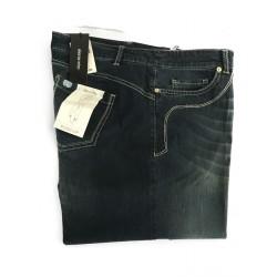 ELENA MIRO' jeans donna blu mod PUSH-UP 84% cotone 13% nylon 3% elastan