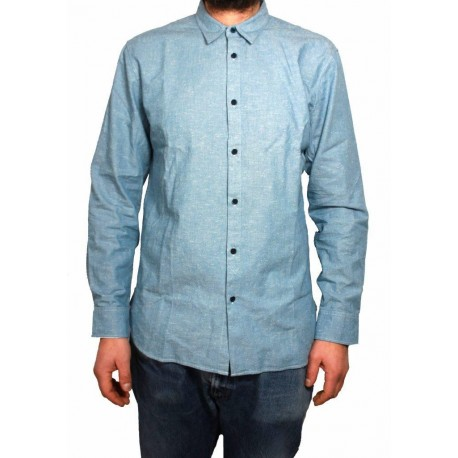 MADE & CRAFTED long sleeve shirt 100% cotton mod 18490