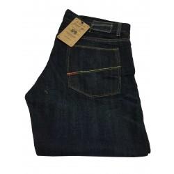 GILDED AGE jeans uomo mod GA 1011 DARK 100% cotone MADE IN ITALY fondo cm 20