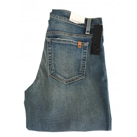 JOE'S mod woman jeans STRAIGHT LEG THE CIGARETTE 99% cotton 1% elastane