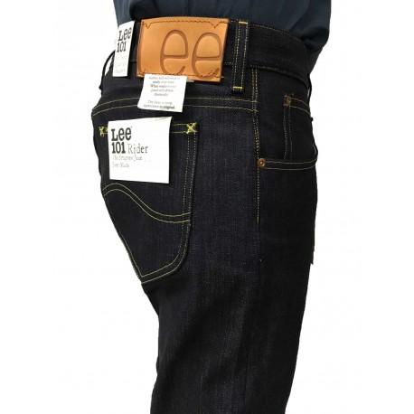 LEE 101 jeans man mod RIDER L9668941 100% cotton