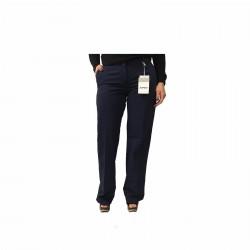 ASPESI pantalone donna mod H111 blu 100% cotone fondo cm 27ASPESI pantalone donna mod H111 beige 100% cotone fondo cm 27