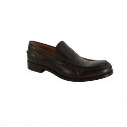 SEBOY'S scarpa uomo mocassino moro mod P3654 100% pelle MADE IN ITALY