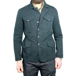 Filson giacca uomo sfoderata colore blu mod 1902