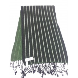 PASHMINA Scarf man striped