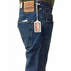 LEVI'S VINTAGE CLOTHING Man stonewashed jeans 66466-0015 100 501 1966% cotton