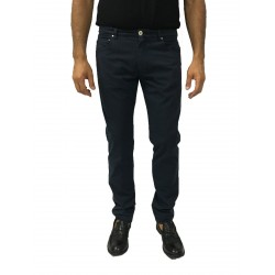 ZANELLA pants man mod 5 pockets light cotton mod WAVE / SLIM 97% cotton 3% spandex MADE IN ITALY