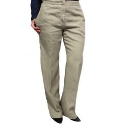 ASPESI pantalone donna 100% lino MADE IN ITALY