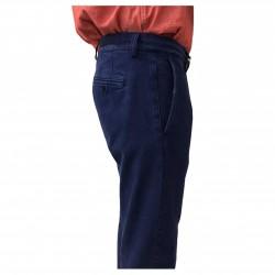 ASPESI pantalone uomo blu chiaro con usure mod HERMAN SLIM CP61 F246R3  100% cotone MADE IN ITALY