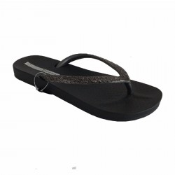 IPANEMA black woman's flip-flop mod 81927 MESH MADE IN BRAZIL