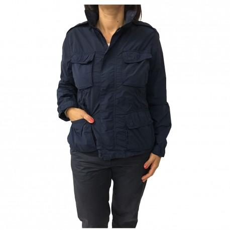 ASPESI giacca donna sfoderata modello DAKARINA tessuto 100% poliammide