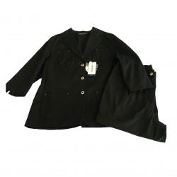 ELENA MIRO' completo donna pantalone cotone sfoderato + giacca manica 3/4