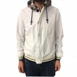 2SHIRTS.AGO man's jacket mod CHP3IMC06 80% polyamide 20% elastane