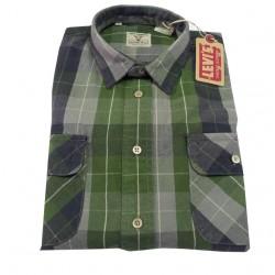 LEVI'S VINTAGE CLOTHING camicia uomo quadri