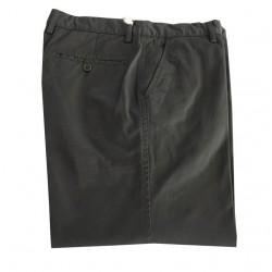 ASPESI pantalone uomo grigio mod BEAKER SLIM CP57 F026 LG 98%cotone 2%elastan