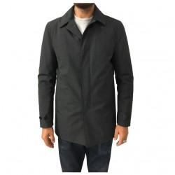 ASPESI giaccone uomo grigio interno staccabile mod ALFIE WOOL-COT CI32 C759 MADE IN ITALY