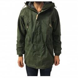MANIFATTURA CECCARELLI giaccone uomo modello 7013 WX verde