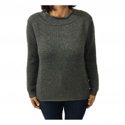 ASPESI maglia donna grigio mod 3765 3831