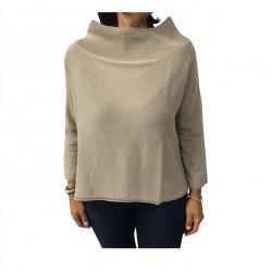 ASPESI maglia donna beige mod 3856 4564  100% cachemire
