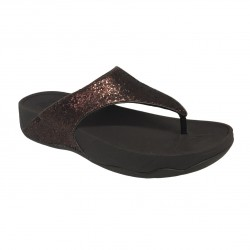 FIT FLOP woman flip flop dark bronze mod 178-206-065 CIELA