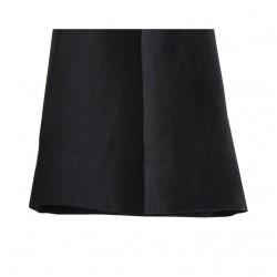 PERSONA by Marina Rinaldi blue trousers mod ROSSINI elastic behind length 100 cm 100% linen