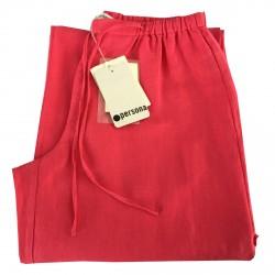 PERSONA by Marina Rinaldi waist elastic waist pants and laces