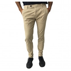 ZANELLA man beige pants winter cotton mod MEDWAY/M MADE IN ITALY