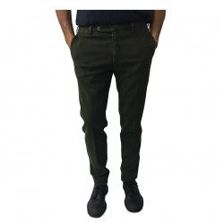 ZANELLA pantalone uomo cotone invernale operato mod DUKE/D MADE IN ITALY