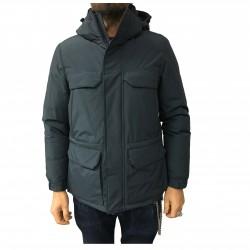 ASPESI giaccone uomo blu mod FUNZIONALE I 4I14 B772