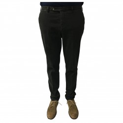 ZANELLA man pants cotton Anthracite mod DUKE/D MADE IN ITALY