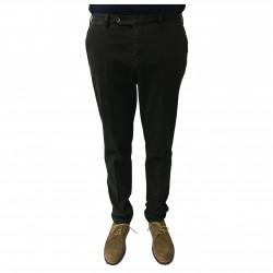ZANELLA pantalone uomo cotone invernale operato Antracite mod DUKE/D MADE IN ITALY