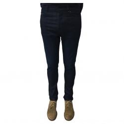 INDIGO AND GOODS jeans uomo skinny blu mod RANSLEY JEAN MADE IN ENGLAND