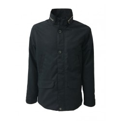 ELVINE jackets man mod JAMES blue