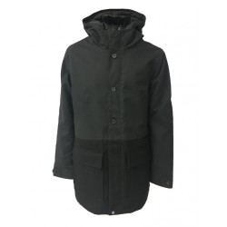 ELVINE jackets man mod ELVINE JACKET black