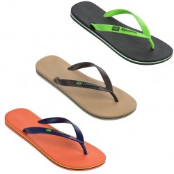 IPANEMA men's flip-flops mod Classic Brasil II Ad 80415 MADE IN BRAZIL