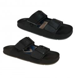 CARTAGO by Ipanema sandalo uomo con fibbie mod 11244 VENEZIA MADE IN BRAZIL