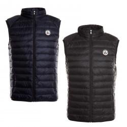 JOTT men's down vest with pocket 90% down 10% feather mod TOM