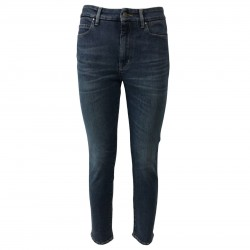 ATELIER CIGALA'S women's jeans high rise 14-113 SKINNY var 6Y MADE IN ITALY