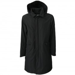 ASPESI men's blue raincoat mod 8I07 7981 CAPACE