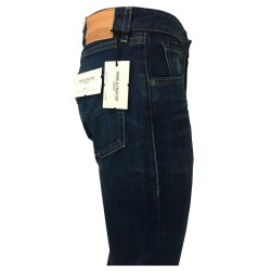 MADE & CRAFTED by LEVI'S jeans uomo TACK SLIM 1000146532 05081-0234 100% cotone