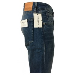 MADE & CRAFTED by LEVI'S jeans uomo mod THUMB TACK CROPPED 1000134073 59073-0009