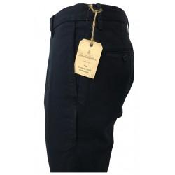 BROOKS BROTHERS pantalone uomo tessuto armaturato mod 6133 98%cotone 2% elastan tessuto MADE IN ITALY