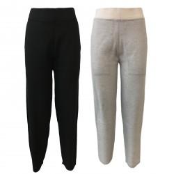 ALPHA STUDIO pantalone donna con tasche mod AD-7152Q 100% lana