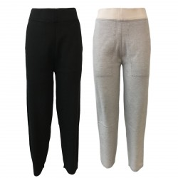 ALPHA STUDIO women's trousers with pocket mod AD-7152Q 100% wool