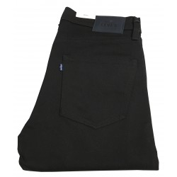 MADE & CRAFTED by LEVI'S jeans men black mod NEEDLE NARROW 1000157160 59090-0049 98% cotton 2% elastane