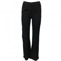 SEVEN7 woman's jeans black high rise RAFFAELLA 29 MIRANDA DARKBLK 98% cotton 2% elastan