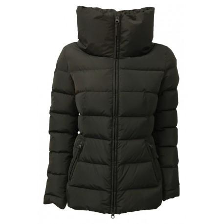 save off 2d539 bc488 ASPESI jacket women dark mod 6N84B166 MAFALDA