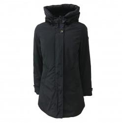 NORWAY giaccone donna blu con cappuccio mod MARIT 85062