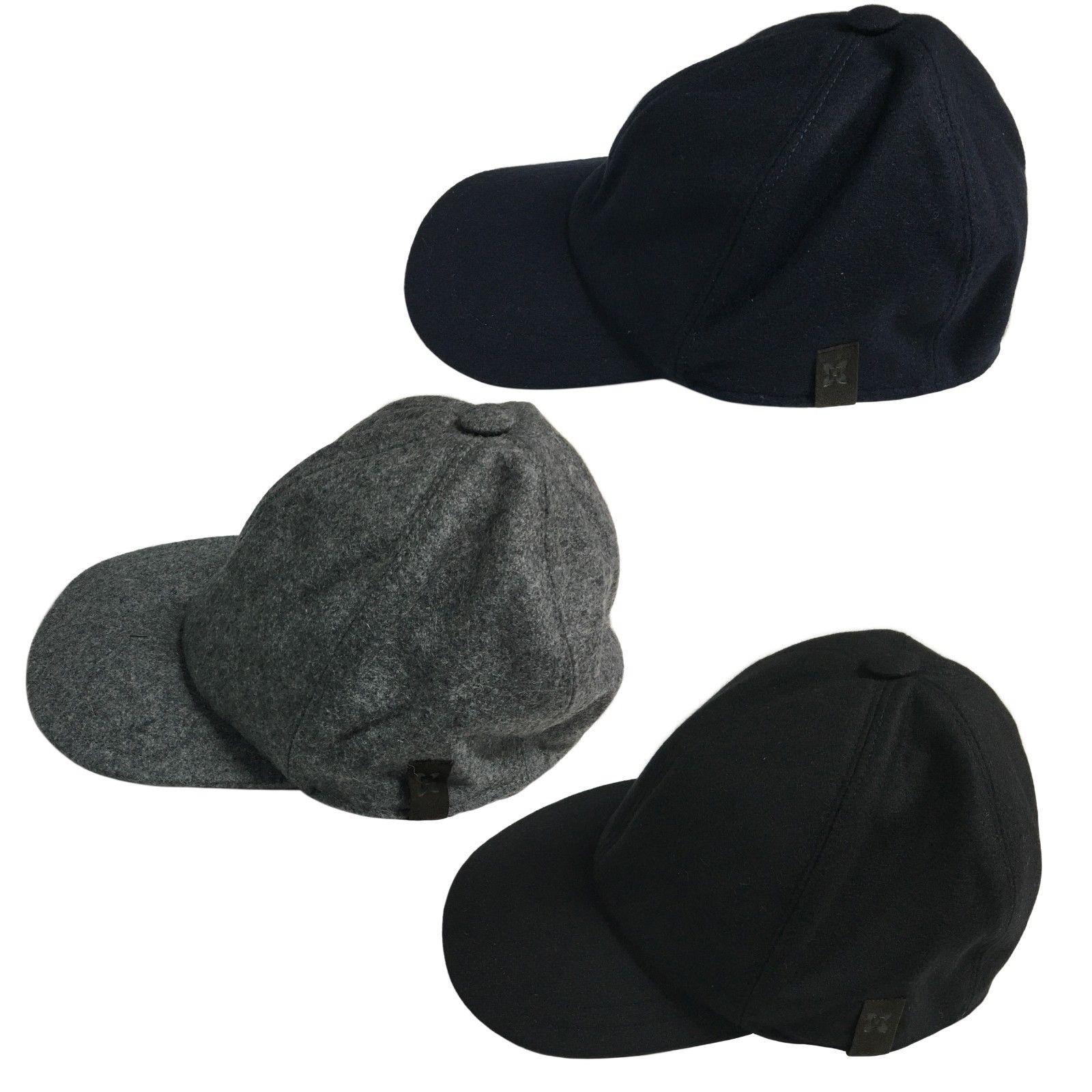FERRANTE cappello uomo lana con visiera mod U17100 BASEBALL MADE IN ITALY  c41c997b6d09