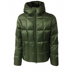 ASPESI piumino uomo verde militare mod BUDDO LIGHT 7128 E041 MADE IN ITALY